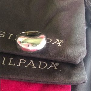 Silpada R2758 Classique Ring Size 9